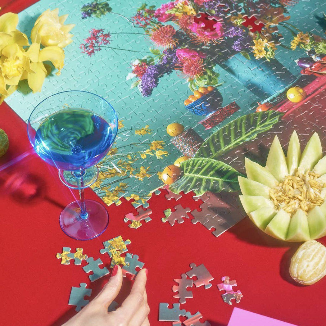Piecework Puzzles - Tutti-Frutti - The Lake
