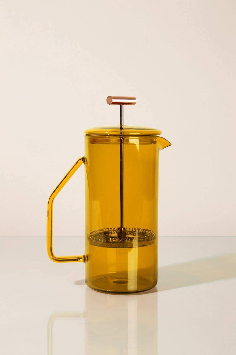 Honey Glass French Press - Limited Edition