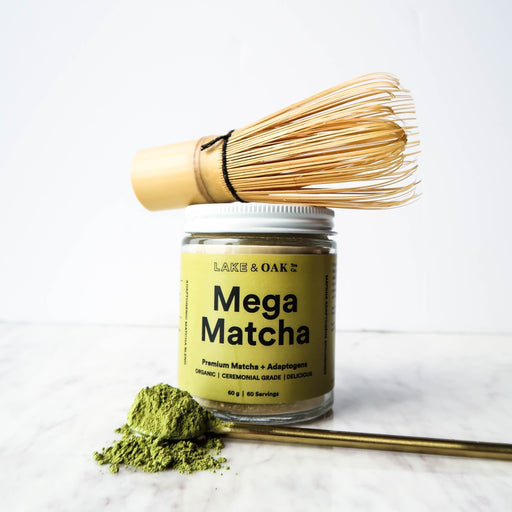 Lake & Oak Tea Co. - Mega Matcha - The Lake