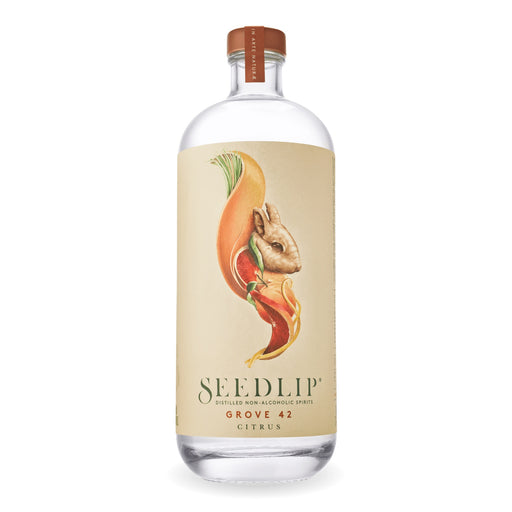 Seedlip Distilled Non-Alcoholic Spirit Grove 42 - The Lake