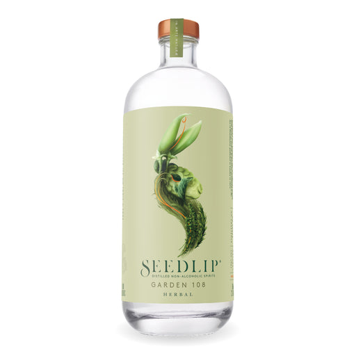 Seedlip Distilled Non-Alcoholic Spirit Garden 108 - The Lake