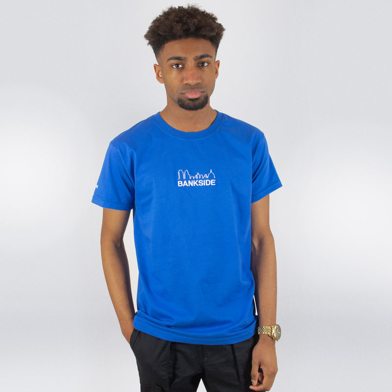 Blue Skyline T-shirt