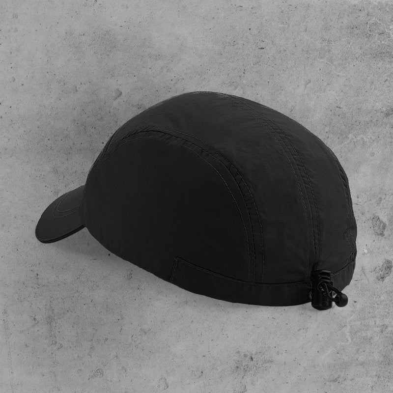 Reflective Black Cap