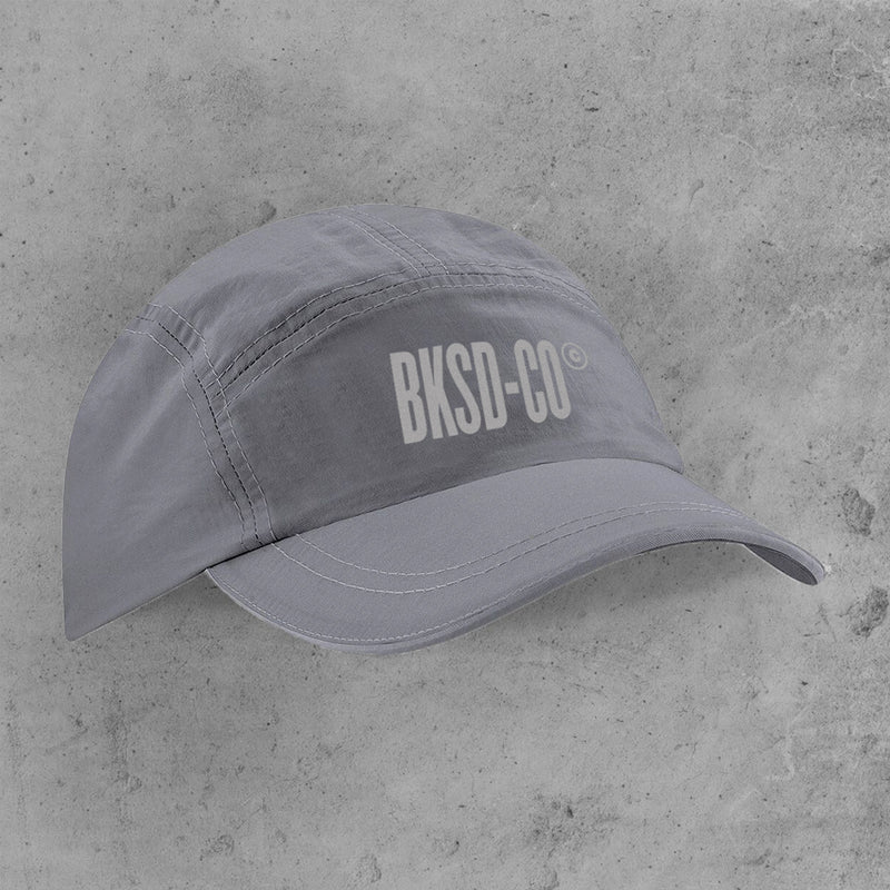 Reflective Grey Cap