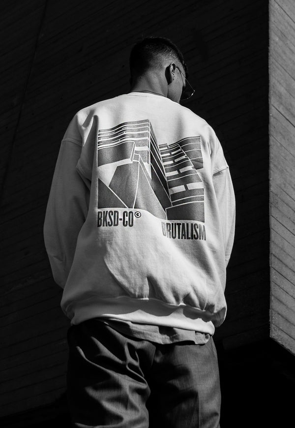Reflective Concrete Sweatshirt