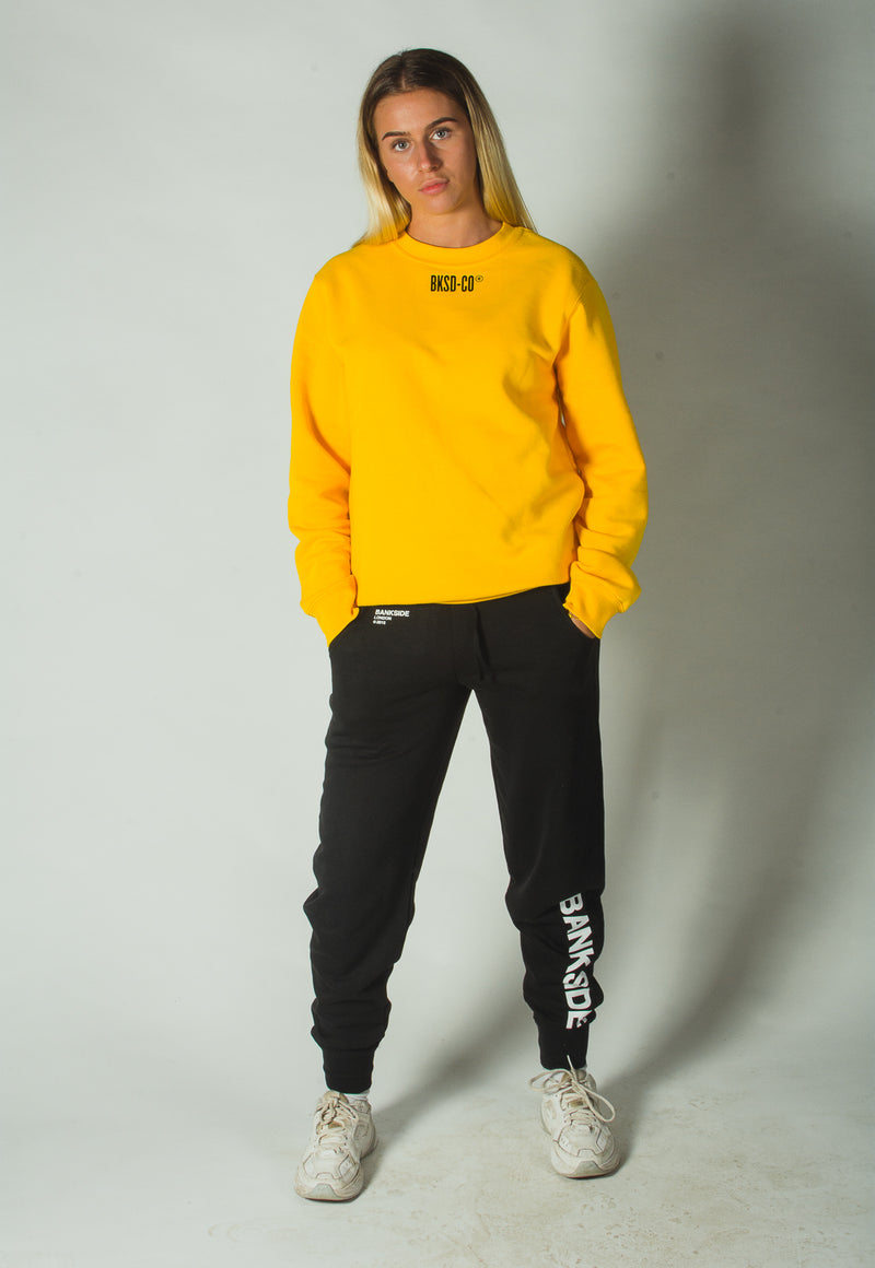 Yellow BKSD Sweatshirt