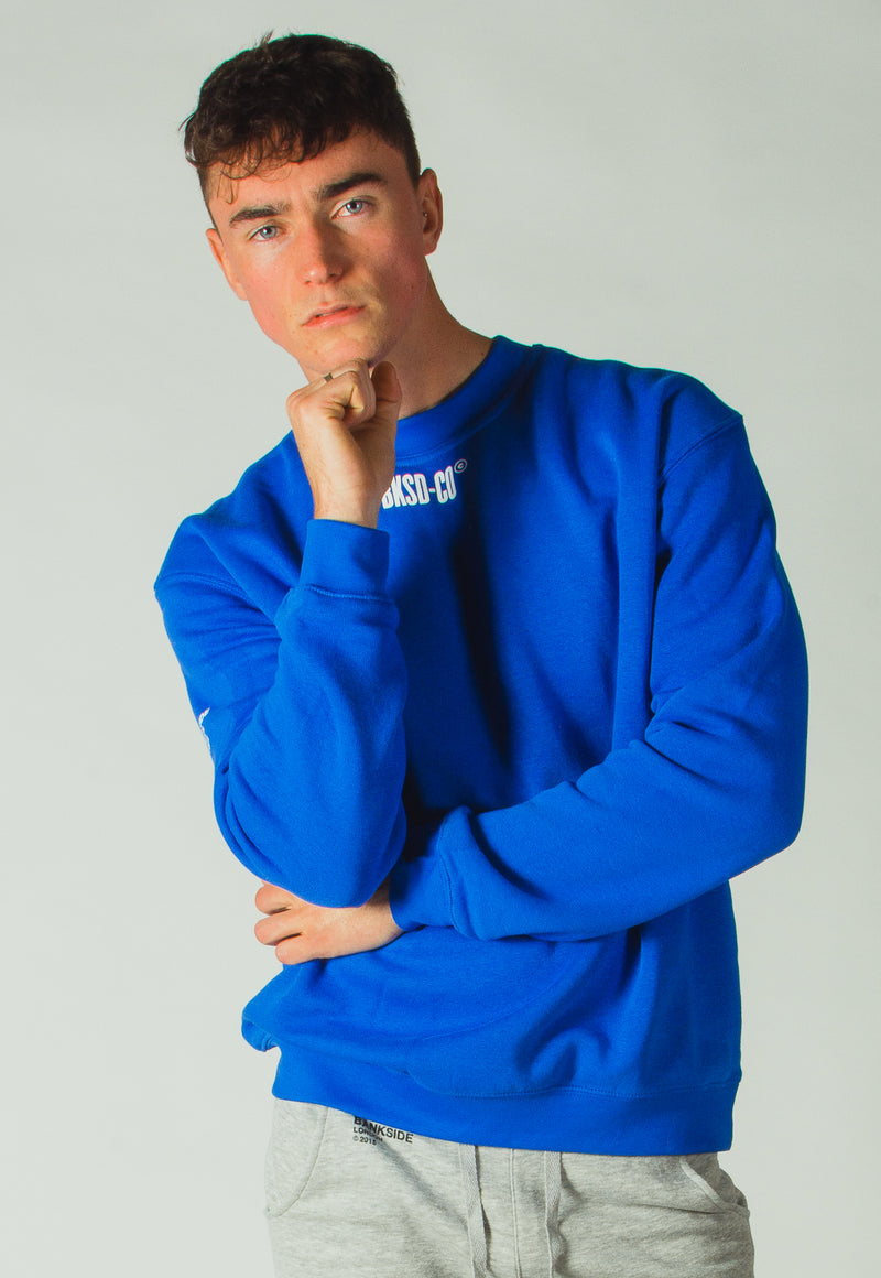 Blue BKSD Sweatshirt