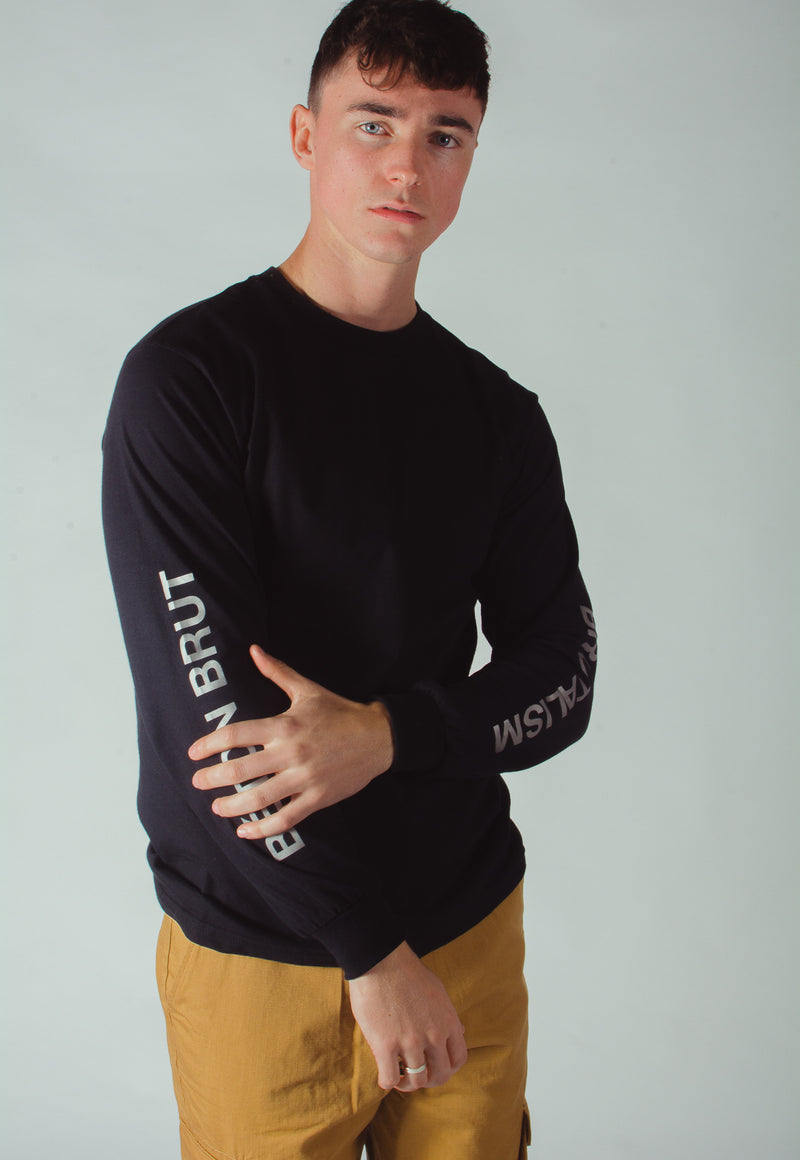 Reflective Long Sleeve T-shirt