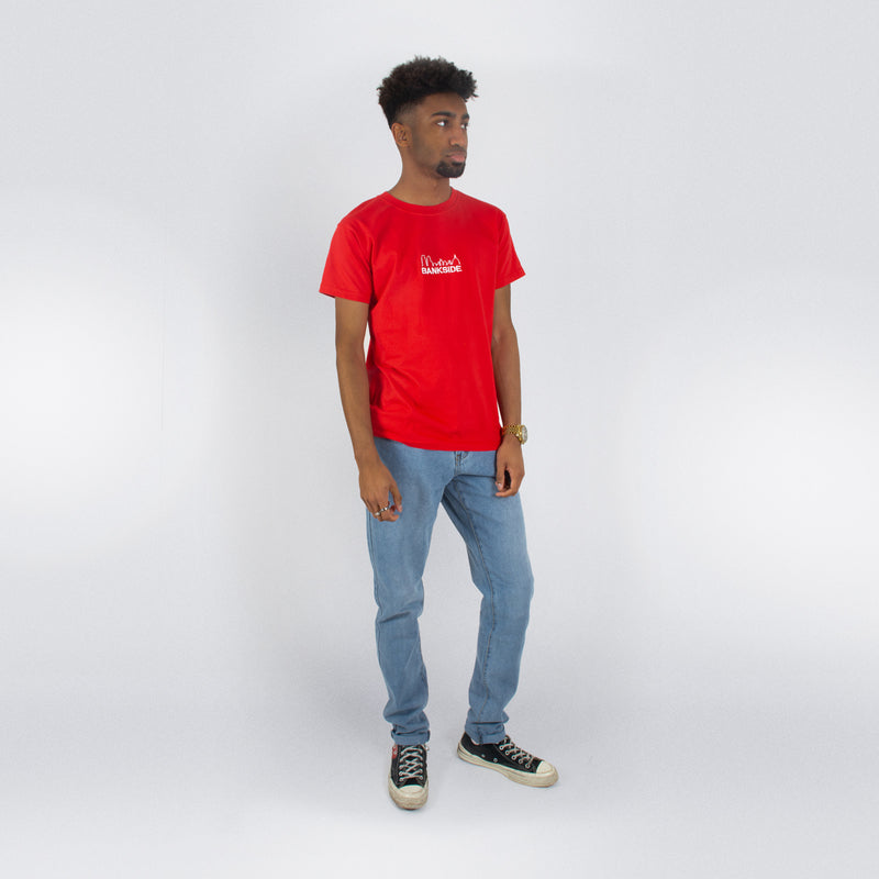Red Skyline T-shirt