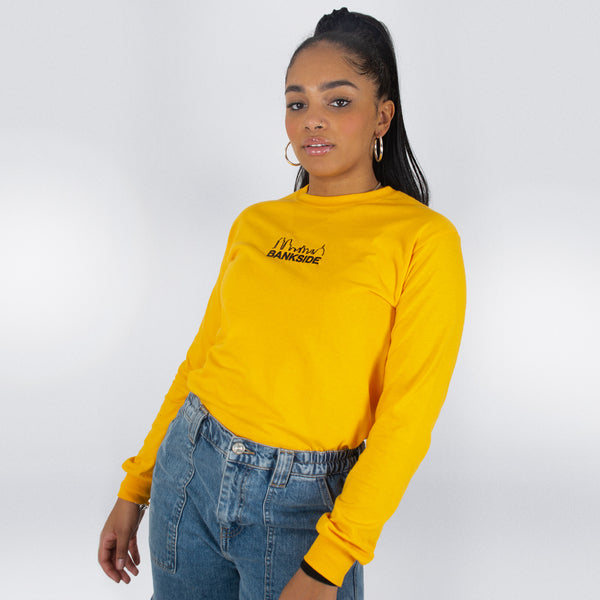 Yellow Skyline T-shirt