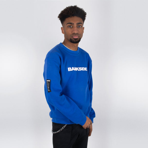 Blue 3D Sweatshirt