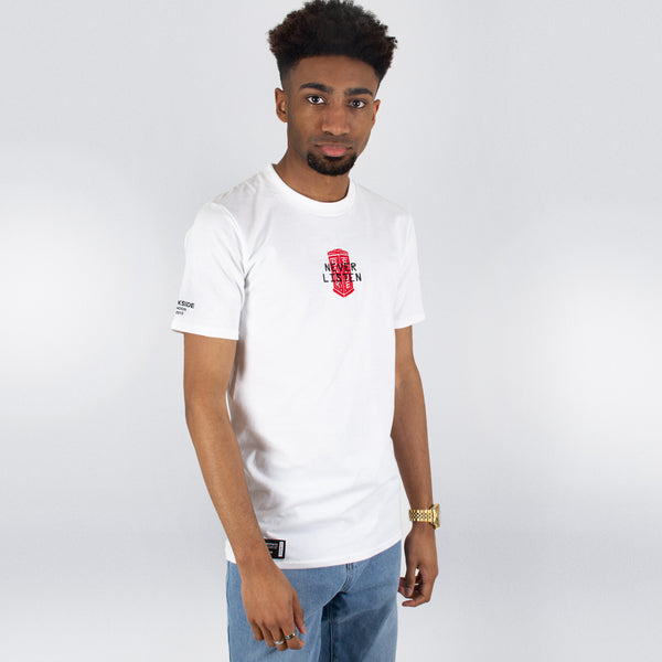 Phone Box Embroidered T-shirt