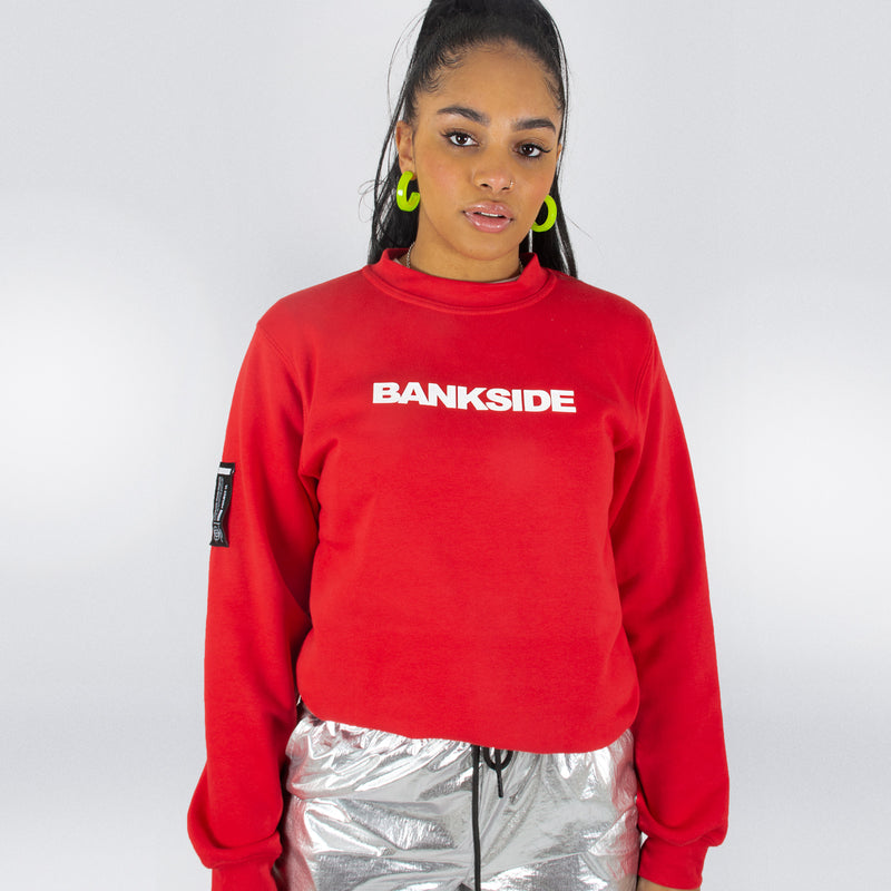 Red 3D Sweatshirt
