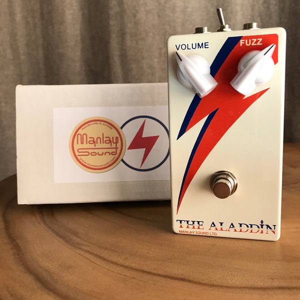 Manlay Sound - The Aladdin - Axis-style fuzz pedal