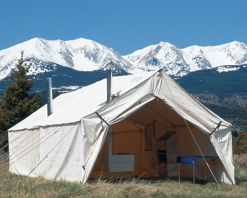 Montana Canvas Cook Shack : canvas cook tent - memphite.com