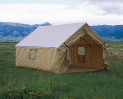 Montana canvas montana blend wall tent for Build your own canvas tent