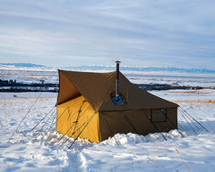 Montana Canvas has a wide variety of additional tents to offer our customers. These tents will meet the many needs of a family weekend outing or an ... & Montana Canvas - Additional Tents