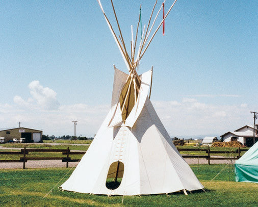 Tipi With Cover