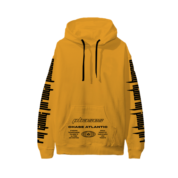 Gold Phases Hoodie