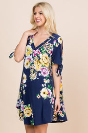 Floral Swing Dress Tunic