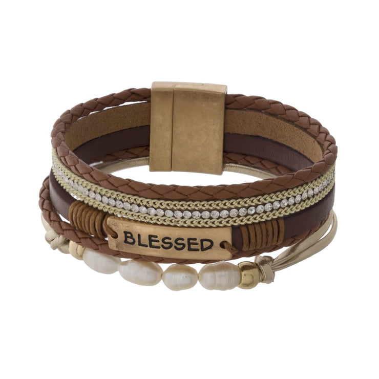 Magnetic Blessed Bracelet