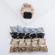 Beaded Braid Smart Watch Band