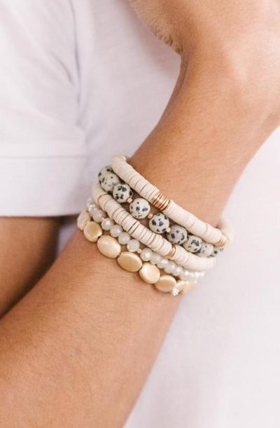 Buried In The Sand Bracelet Set