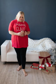Mama Claus Graphic Tee