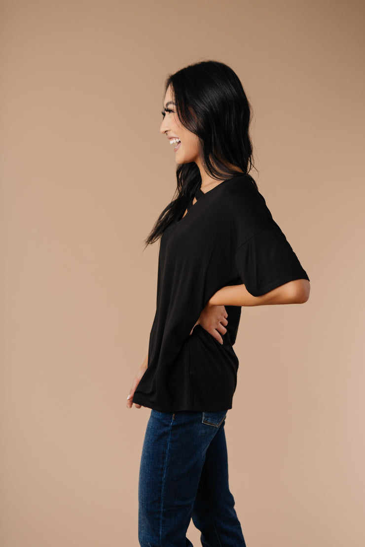 Parallel Universe Top In Black