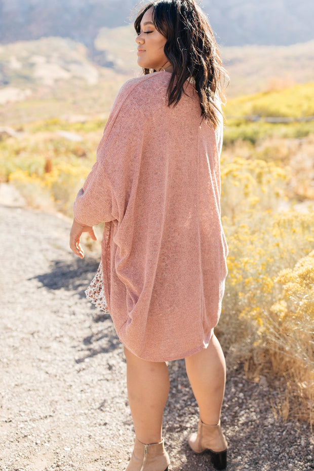 Slouchy Vibe Cardigan