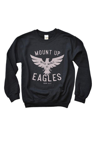 PREORDER: Eagle Wings Sweatshirt