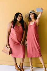 Easy Living Tank Dress