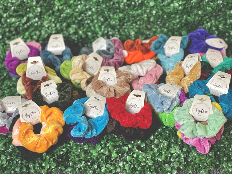 Assorted Scrunchie ~3 Pack~