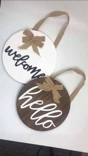 Farmhouse Chic Signs PREORDER