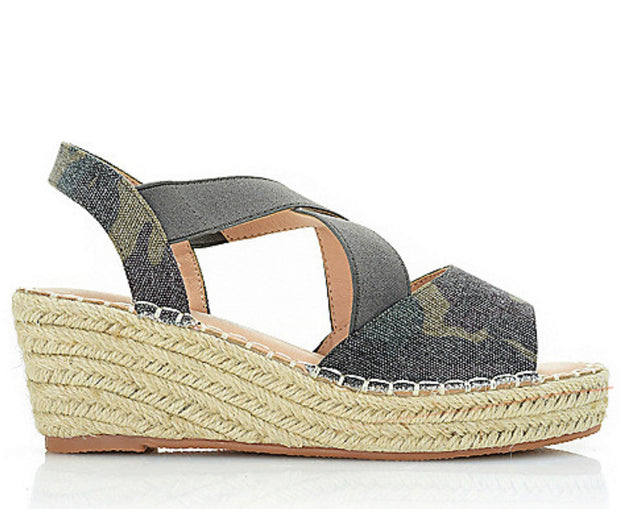 Kimmie Wedge  ~Camo~