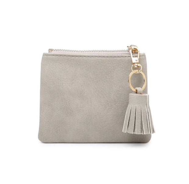 The Perfect Pouch ~ Light Grey