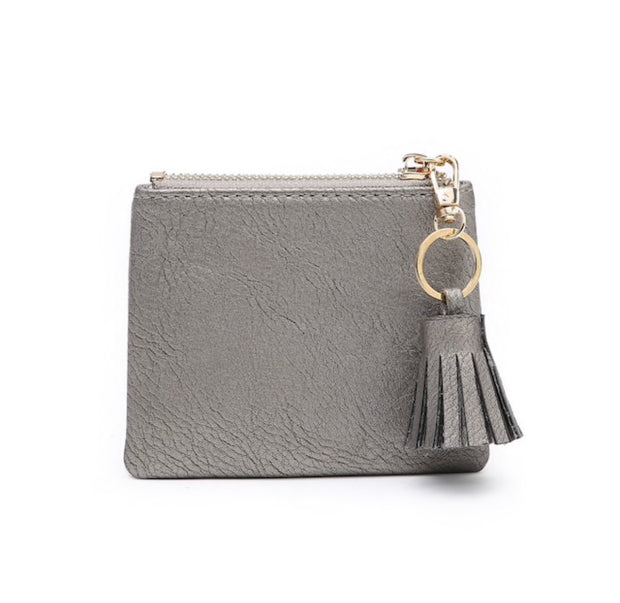 The Perfect Pouch ~ Pewter