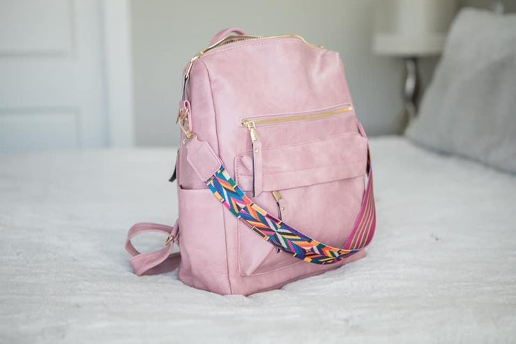 Convertible Backpack with Guitar Strap