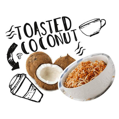 Summer Break - Toasted Coconut Coffee PREORDER