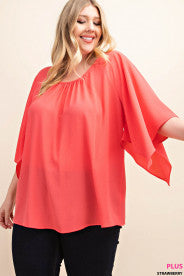 Strawberry Perfection Blouse