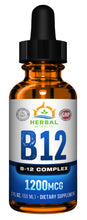 Load image into Gallery viewer, B-12 Complex | 2 Fl Oz. | Herbal Extracts