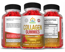 Load image into Gallery viewer, Collagen Gummies | Herbal Extracts