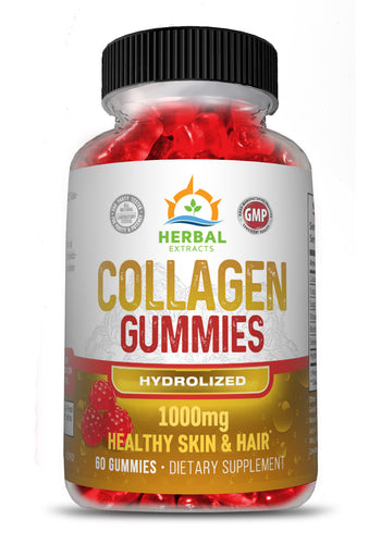 Collagen Gummies | Herbal Extracts