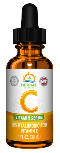 Vitamin C Serum | 2 Fl Oz. | Herbal Extracts