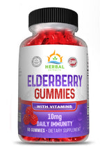 Load image into Gallery viewer, Immune Support Vitamin Gummies | Herbal Extracts