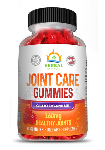 Joint Care Gummies | Herbal Extracts