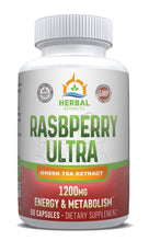 Load image into Gallery viewer, Raspberry Ketone Ultra | 60 Capsules | Herbal Extracts