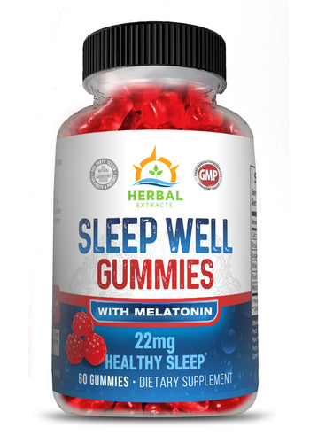 Sleep Aid Gummies | Herbal Extracts