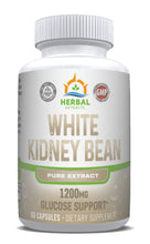 Load image into Gallery viewer, White Kidney Bean Pure Extract | 60 Capsules | Herbal Extracts