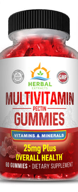 Multivitamin Gummies | Herbal Extracts